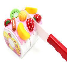 jeux enfants cuisine 75 pcs pretend play enfants cuisine toys d anniversaire gâteau