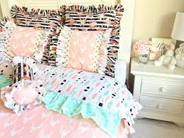 Childrens Twin Comforters Stag Twin Bedding Pink Deer Head Bedding Big Woodlands