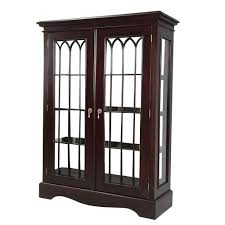 mahogany corner bookcase antique style mahogany reproduction living room cabinets