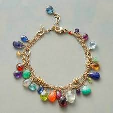 chain necklace with beads images Lisa yang 39 s jewelry blog how to wrap beads to the outside of a tif&a