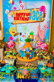 Spongebob Centerpiece Decorations by The 127 Best Images About Spongebob Party On Pinterest Bobs