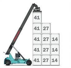 reach stackers for container handling konecranes lift trucks
