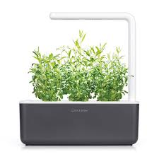 The Smart Garden by Hyssop Grow Fresh Food At Home Click U0026 Grow