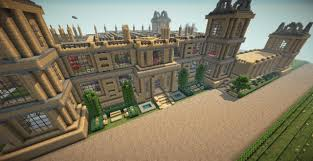 mentmore towers bruce wayne batman minecraft project