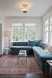 Sofa Trend Sectional Becki Owens Blues Are An Enduring Trend That We Will Definitely