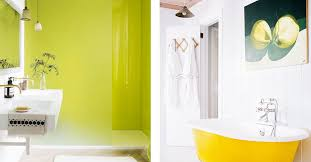 bathroom color ideas pictures buh bye boring these bathroom color ideas pack a punch mydomaine