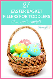 easter basket fillers 27 easter basket fillers for toddlers that aren t candy from