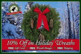 fresh christmas wreaths buy fresh christmas wreaths free shipping cloquet mn