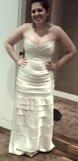 bcbg bridesmaid dresses in defense of david s bridal wedding dresses a practical