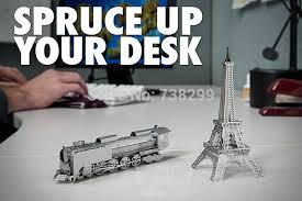 australia sydney opera house miniature 3d metal model puzzle 3d