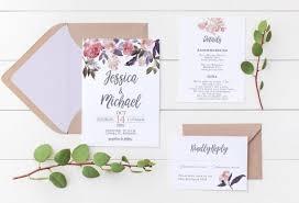 digital wedding invitations printable wedding invitation wedding invitations floral