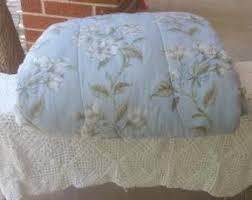 Shabby Chic Blue Bedding by Vintage Shabby Chic Bedding Etsy