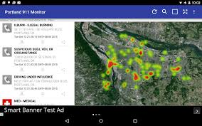 Google Map Portland Oregon by Portland 911 Incidents Monitor Android Apps On Google Play