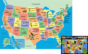 map usa jigsaw map of usa jigsaw puzzle usa map kid friendly 69 alternate with