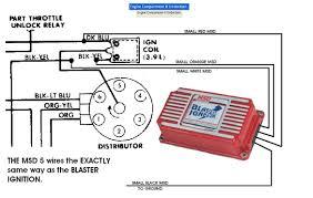 msd 5 wiring diagram msd 6al box wiring diagram u2022 mifinder co