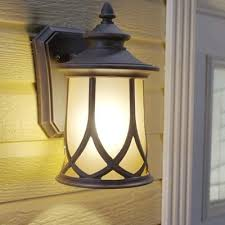 Lowes Outdoor Lights Wall Lights Fill Your Exterior With Outdoor Wall Lighting Fixtures Bitdigest