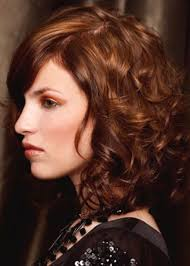 2017 medium length hairstyles for thick curly hair