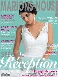 magazine mariage magazines de mariage marions nous décoration fête mariage