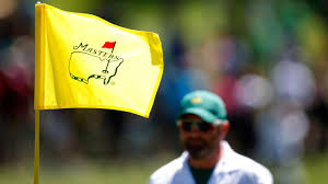 Masters Flag The 2017 Masters With Mercedes Benz