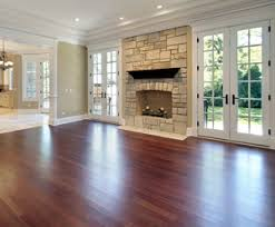 hardwood floor installation buff coat