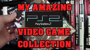 game room tour my playstation 2 retro video game collection 2017