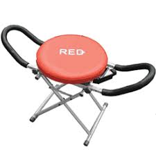 Gym Chair As Seen On Tv Red Abdominal Exerciser As Seen On Tv