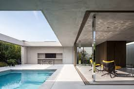 pool house poolhouse o steven vandenborre archdaily