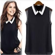 summer style blouses women casual chiffon blusas femininas plus