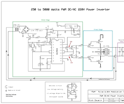 100 wiring diagram for home inverter simple low power