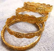 product name gold bangle metal yellow gold gold purity 22 carat