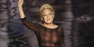 Bette Oscars 2016 Bette Midler Pulls No Punches On The Oscarssowhite Issue