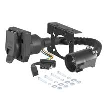 curt manufacturing curt custom wiring connector 55774