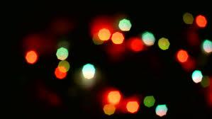 dot tiny led colorful lights blinking in the randomly as