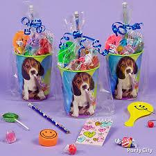 party pups favor cup idea party city