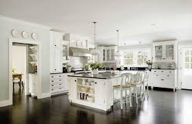 dream kitchen with white cabinet with black countertop home