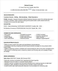 entry level sales resume 20 sales resume sles pdf doc free premium templates