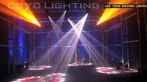 Cheap Moving Head Lights Led Moving Head Spot Light 180w Cheap Price For Sale Youtube