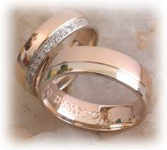 wedding rings diamond wedding rings ft341 two tone eternity white and