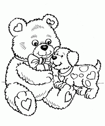 Free Printable Coloring Pages For Valentines Day Day Printable Coloring Pages