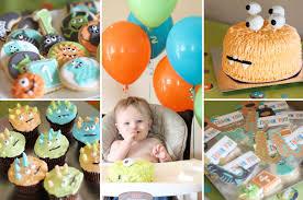 kid u0027s monster birthday party pear tree blog