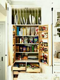 kitchen tidy ideas kitchen closet shelving small table with storage food cabinet