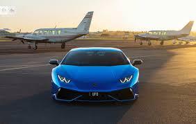 Lamborghini Huracan Modified - stunning blue chrome lamborghini huracan by sunus motorsport