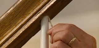 How To Install A Banister How To Repair A Loose Staircase Baluster Spindle Today U0027s Homeowner