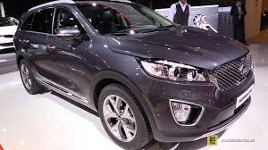 2017 kia sorento 2 2 diesel exterior and interior walkaround