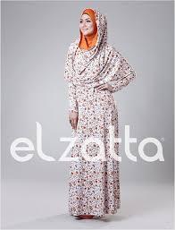 Grosir Gamis Zoya Murah baju gamis elzatta terbaru