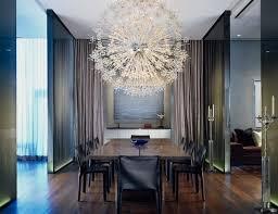Contemporary Crystal Dining Room Chandeliers Pjamteencom - Modern chandelier for dining room