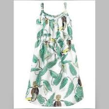 78 off gap other gap kids tropical toucan print sundress from