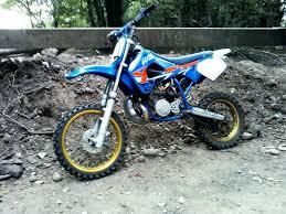 childrens motocross bikes rare polini 50 kids motocross bike power banded rev and go very