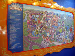 Florida Orlando Map by Universal Orlando Universal Studios Florida The Simpso U2026 Flickr
