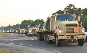 golden trucks file military trucks laden with ammunition convoy jpg wikimedia